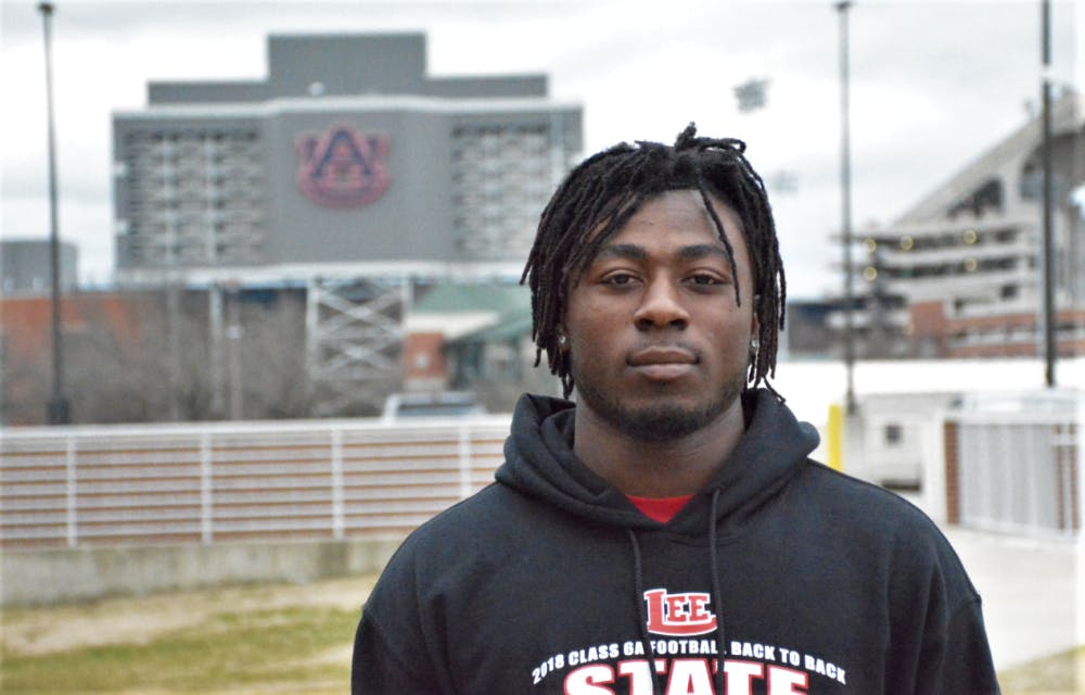 Auburn in 4-team race for 2019 defensive back Jammie Robinson