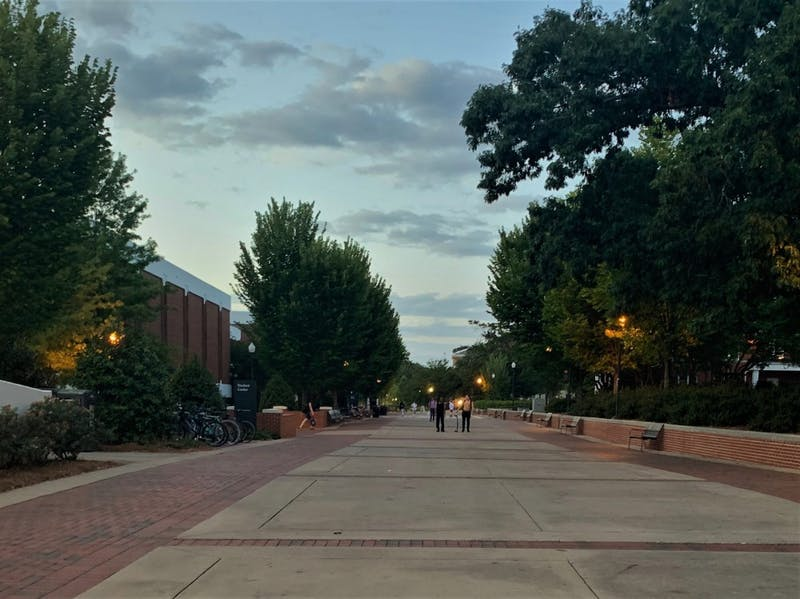 Auburn's campus is often host to a myriad of speakers and beliefs.
