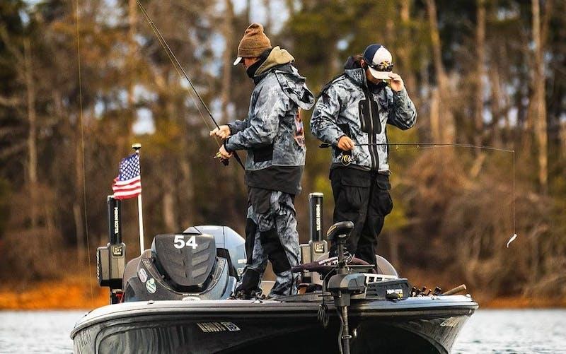 Via Auburn University Bass Fishing Team on Facebook