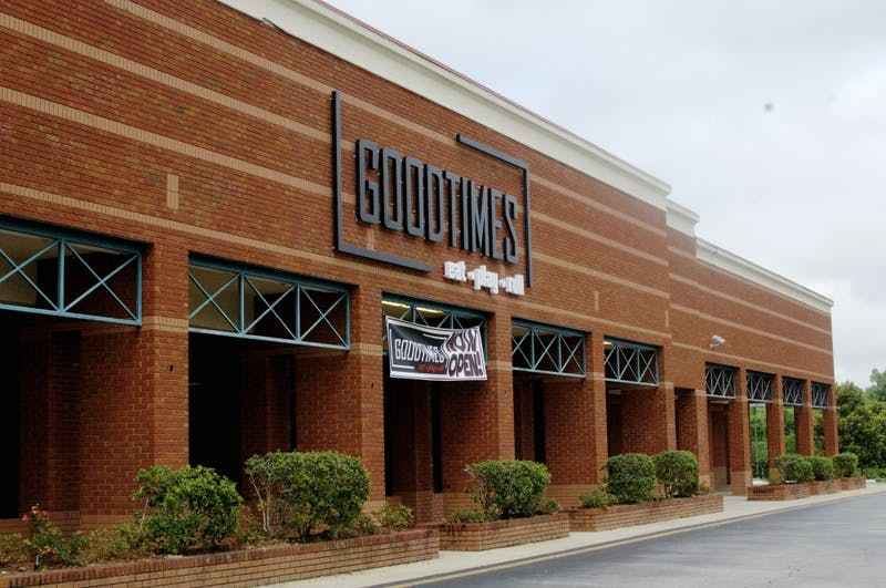 Good Times Bowling Alley replaces Hastings on Glenn Avenue in Auburn, Ala.