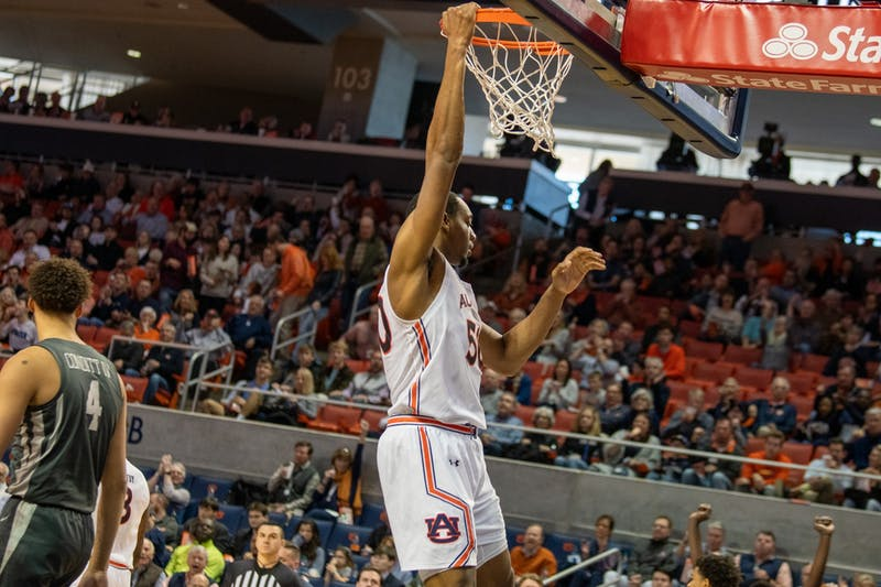 GALLERY: Auburn Men's Basketball vs Iowa State | 1.25.20