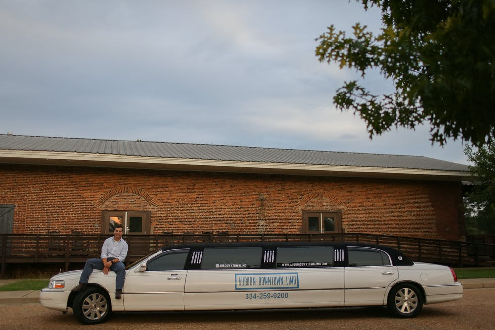 Student develops downtown limo service out of senior project