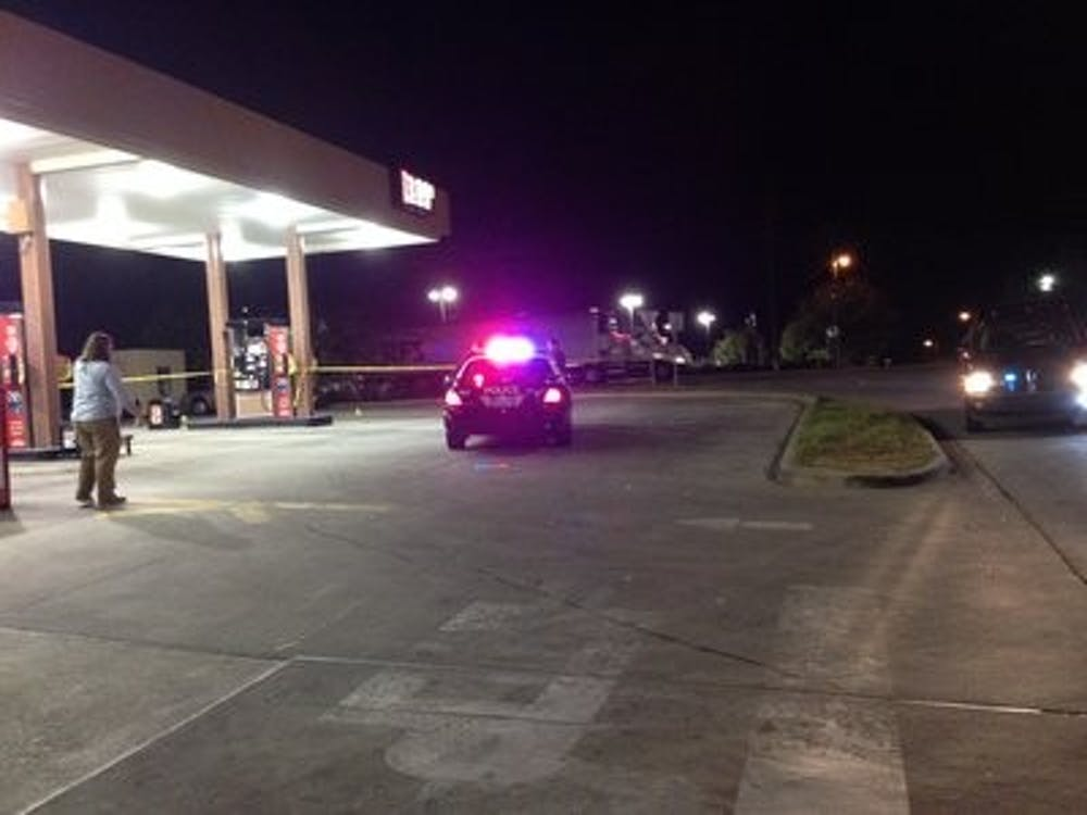 Shootings reported down South College Street