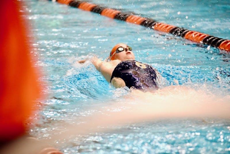 GALLERY: Auburn Swimming vs. Florida | 1.26.19