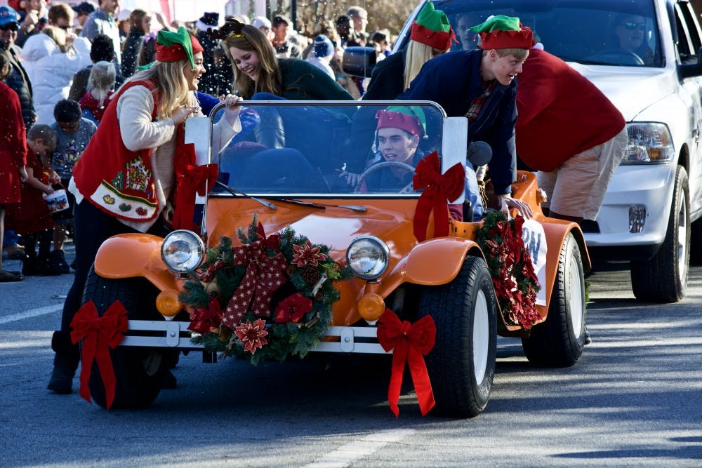 Christmas Parade comes under guidance of businesses this holiday season