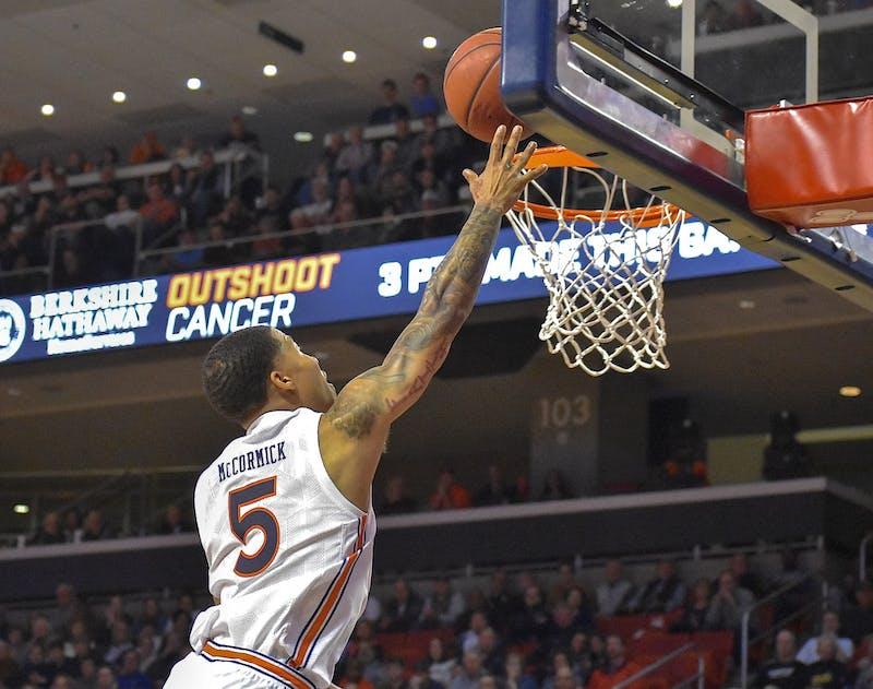 Auburn Men's Basketball defeats Vanderbilt 83-79 on Wednesday, Jan. 8, 2019, in Auburn, Ala.