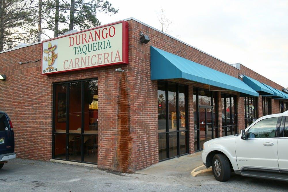 Taqueria Durango, not your typical Tex-Mex restaurant
