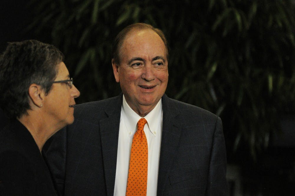 Trustees approve change of Gogue's presidential title