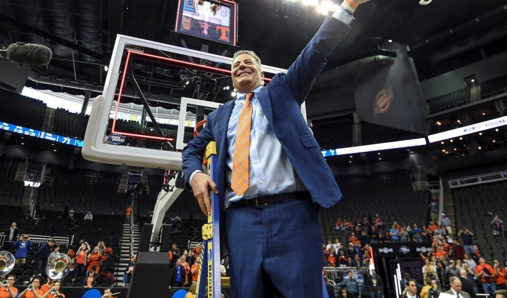 Bruce Pearl: 'I hope this is my last college coaching job — at Auburn'