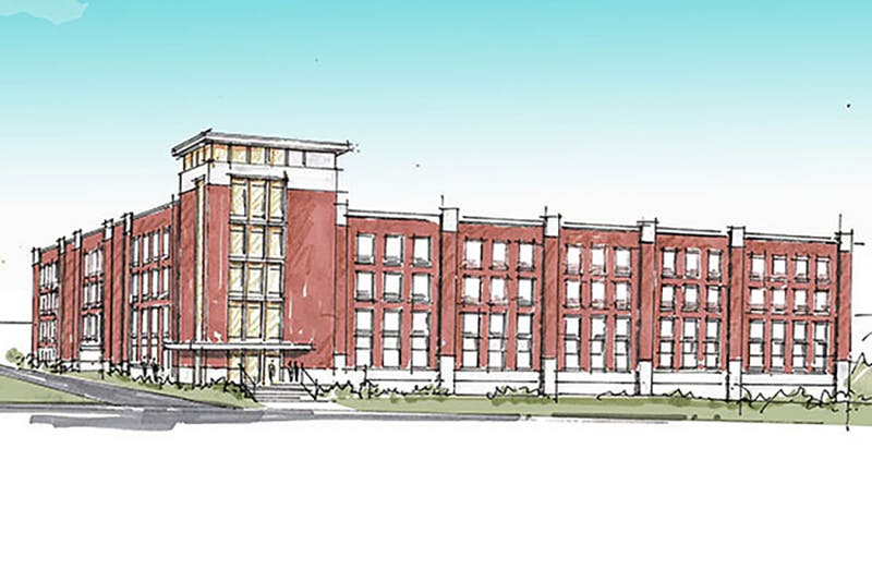 Auburn University's Board of Trustees met Friday morning and approved the proposal to build a new parking deck on South College Street.