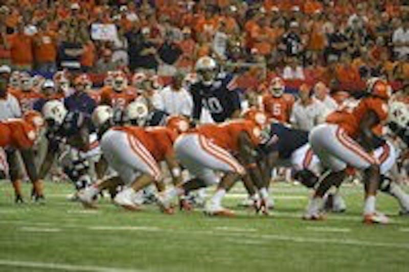 Auburn vs. Clemson