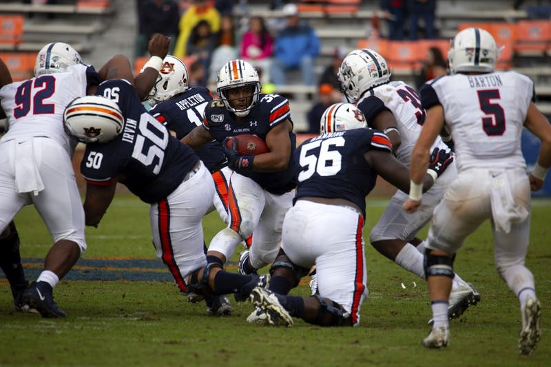 GALLERY: Auburn Football vs. Samford | 11.23.19
