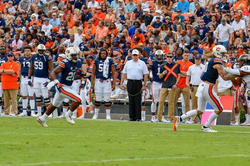 GALLERY: Auburn Football vs. Southern Miss | 9.29.18