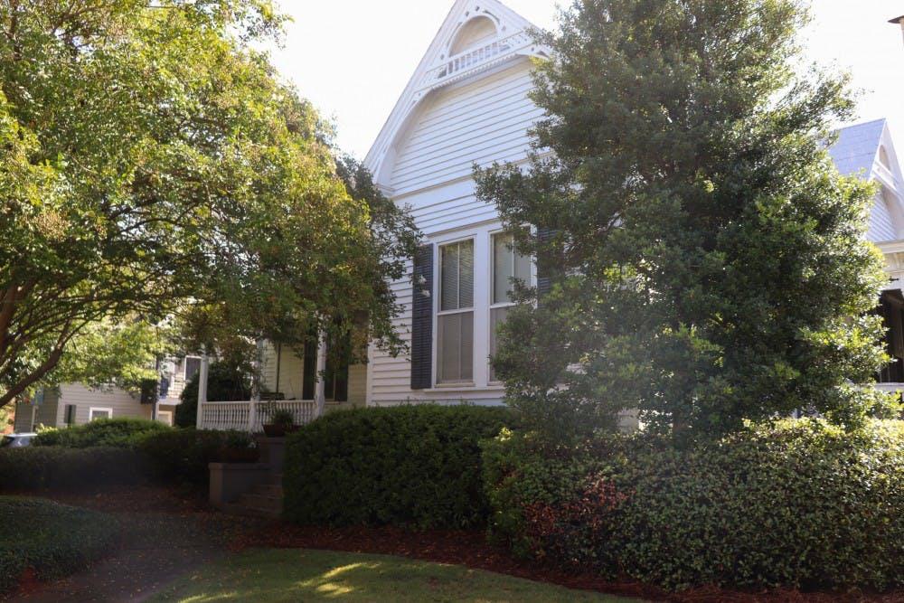 Auburn citizens talk Cullars home