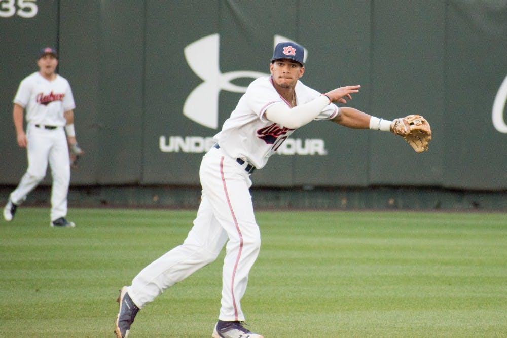 Auburn shortstop Will Holland tabbed preseason All-American