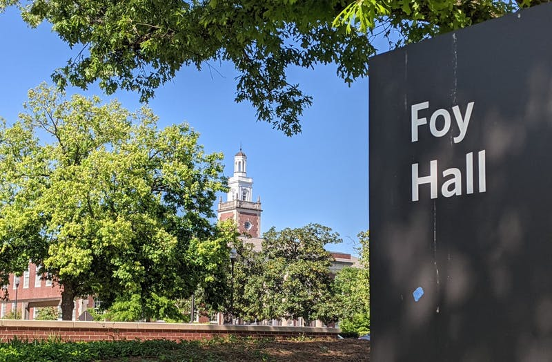 The Office of Affirmative Action/Equal Employment Opportunity is located on the third level of Foy Hall where they handle issues such as Title IX violations.