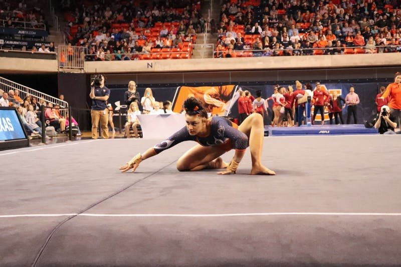 GALLERY: Auburn Gymnastics vs. Arkansas | 2.15.19