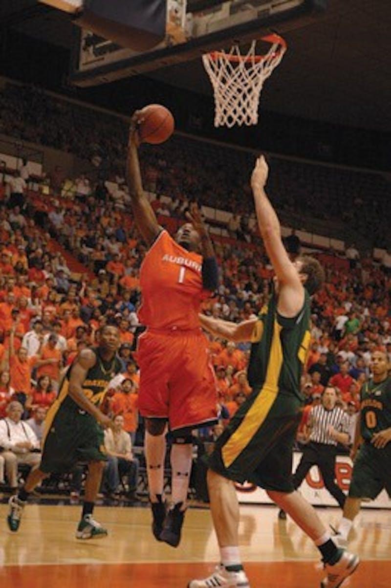 NIT Quarterfinals - Auburn vs. Baylor
