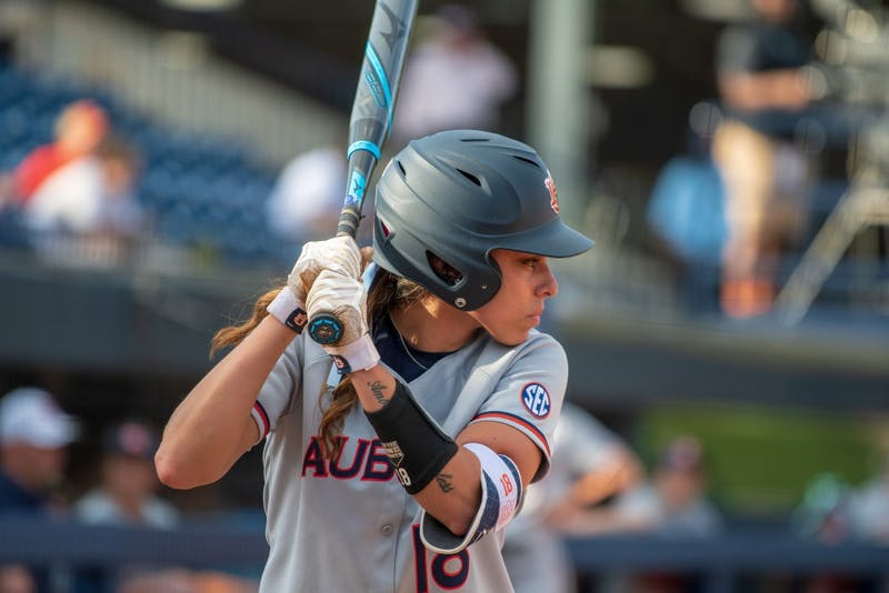 GALLERY: Auburn Softball vs. Villanova | 2.22.19