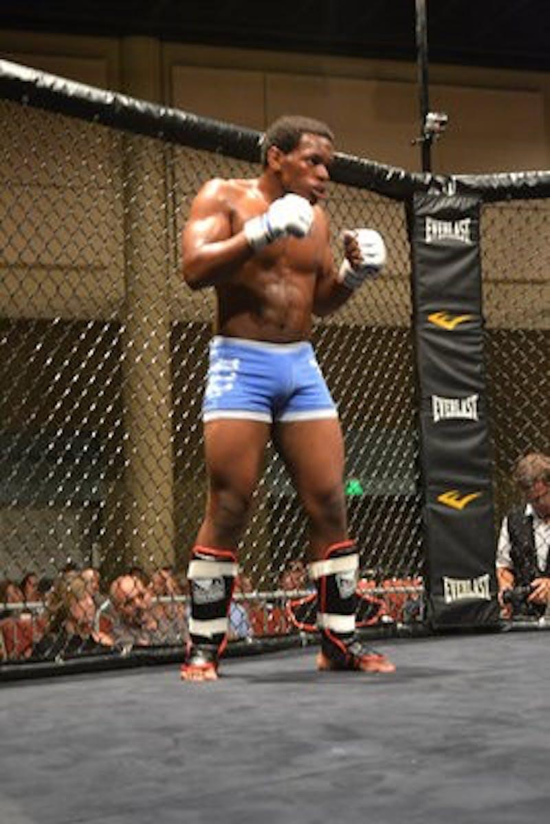 Montgomery MMA 07/28/2012