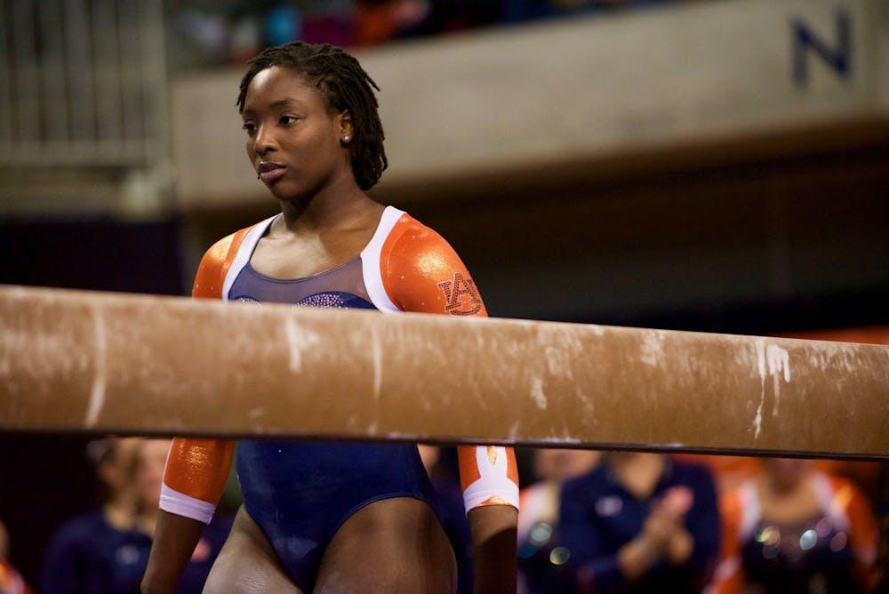 Tigers gymnastics looks to carry momentum into Senior Night meet