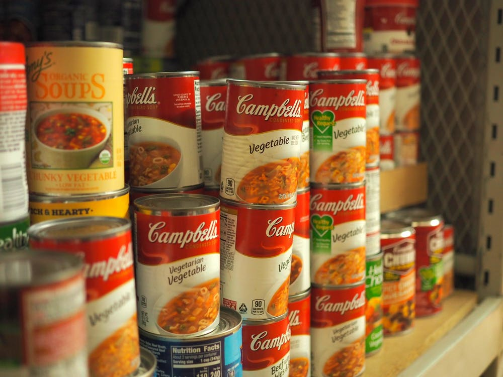 Auburn takes on the SEC Campus Food Pantry Fight