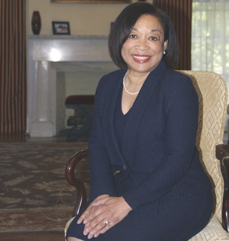 Tuskegee names Lily McNair as its 8th president.