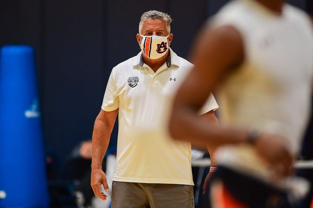 Auburn basketball to forgo postseason play in 2020-21