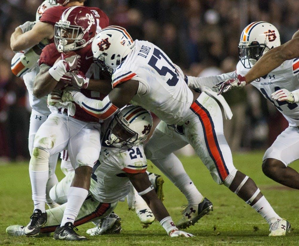Quarter-by-quarter breakdown: Auburn outgunned in lopsided Iron Bowl loss