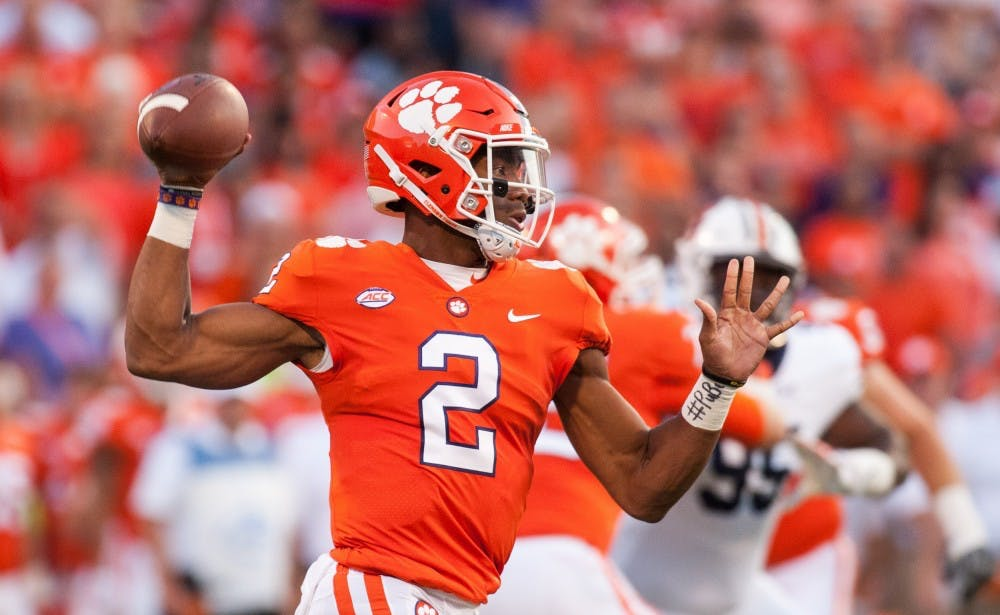 Clemson transfer quarterback Kelly Bryant chooses Missouri over Auburn, others