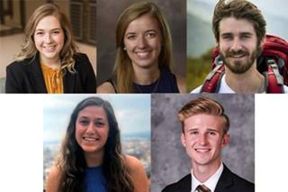 Five recent graduates awarded Fulbright scholarships