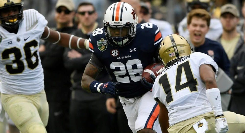 Report card: Grading Auburn's bowl beatdown of Purdue