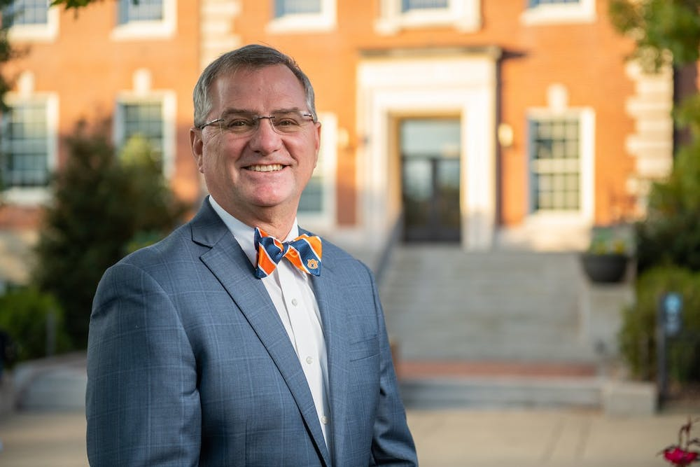 Liberal arts dean leaving position to join professorial faculty