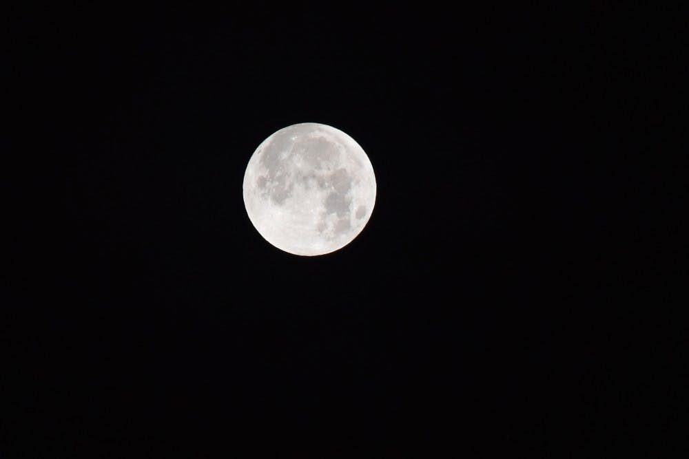 Harvest Moon rises with the celebration for autumn