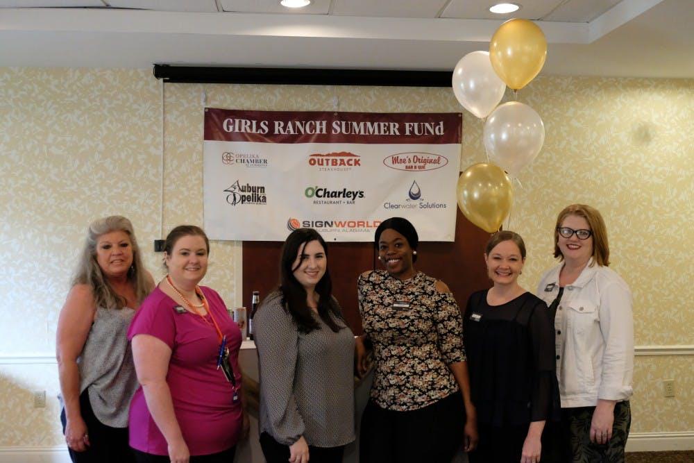 Hilton Garden Inn organizes fundraiser for Alabama Sheriff's Girls Ranch