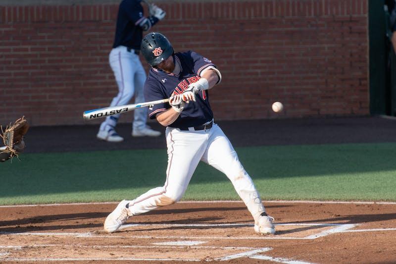 Rankin WoleyAuburn Baseball v Little Rock Friday, March 12, 2020 in Auburn, AL.Elaina Eichorn