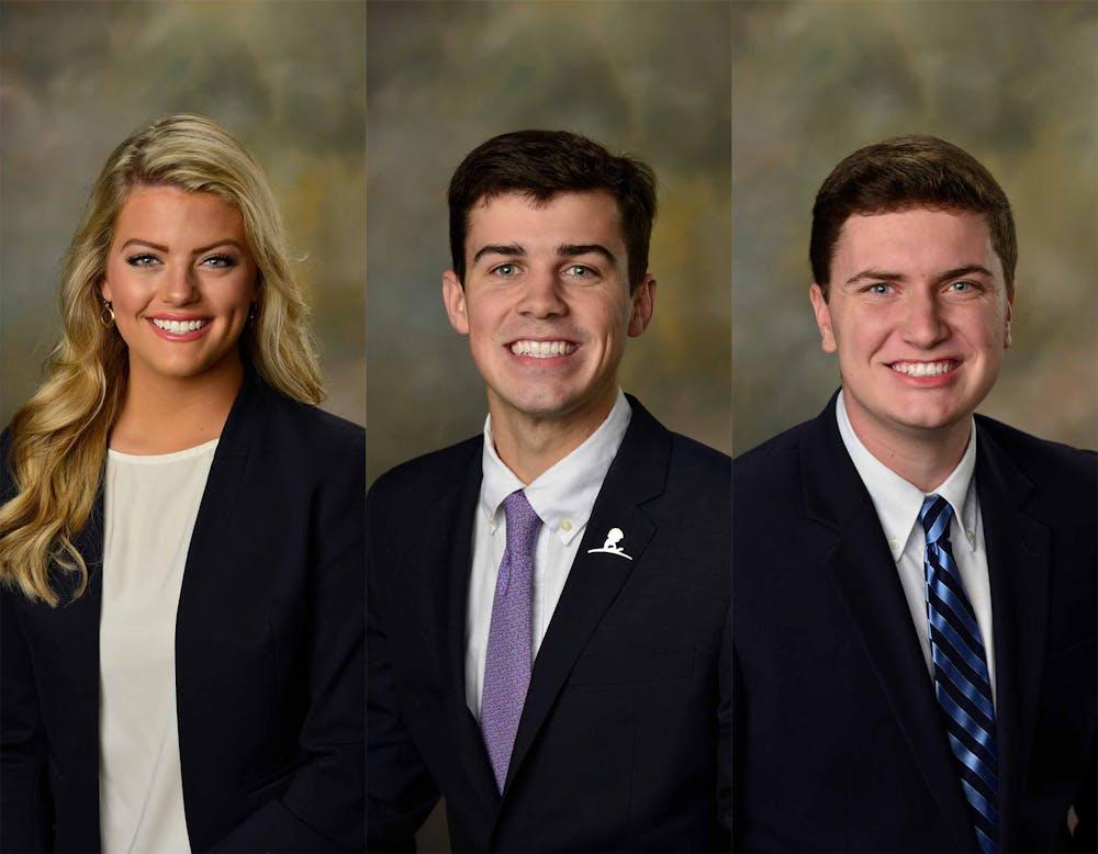 Meet the candidates: SGA vice president 2020