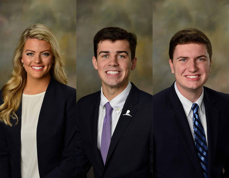 Elections for SGA positions and Miss Auburn begin Tuesday, Feb. 4, 2020 at 7 a.m.