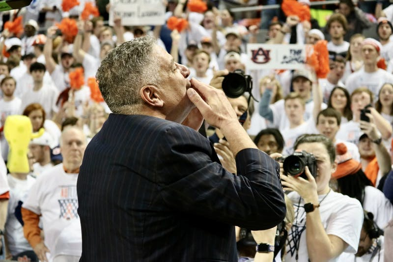 GALLERY: Auburn Men's Basketball vs. Kentucky | 2.1.20