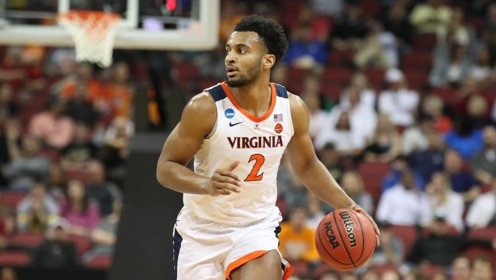 Virginia coaches asking former Alabama player Braxton Key for tips against Auburn