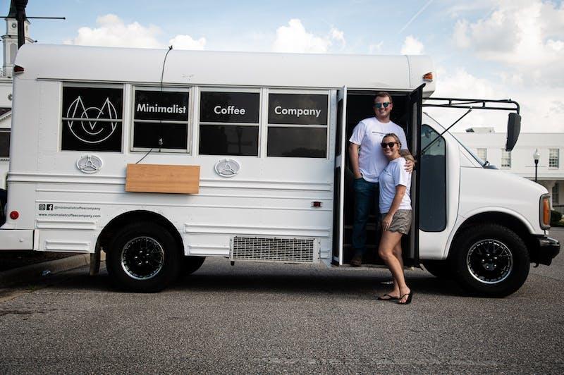 Minimalist Coffee Co. - coffee truck