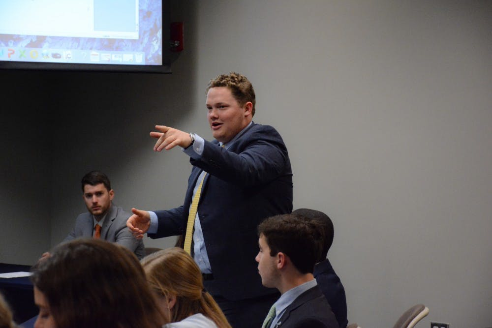 Student Senators passes resolution urging state legislature to increase Auburn's funding