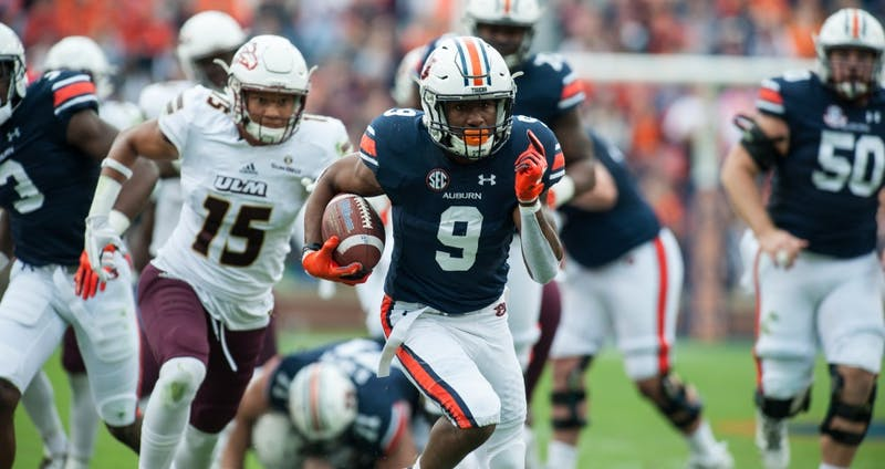 GALLERY: Auburn Football vs ULM | 11.18.17