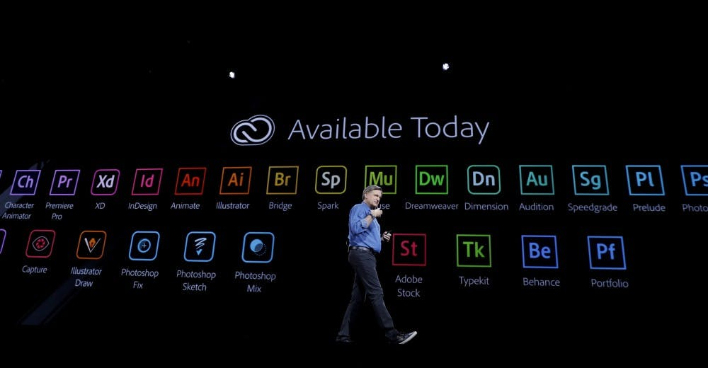 Auburn students will get Adobe Creative Cloud for free