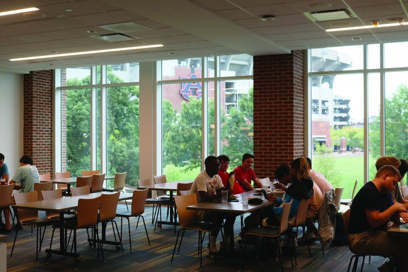 The Edge opened on Aug. 9 for students and now offers breakfast, lunch and dinner.