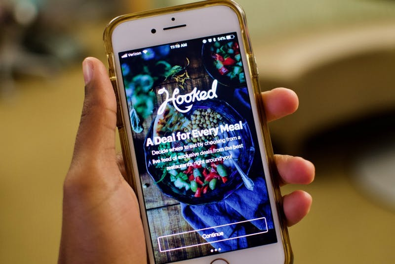 Hooked app comes to Auburn.