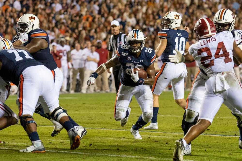 Auburn to play Minnesota in Outback Bowl