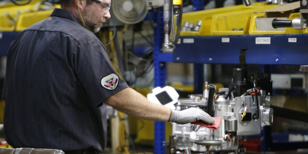 Briggs and Stratton to open distribution center, creating 20 jobs