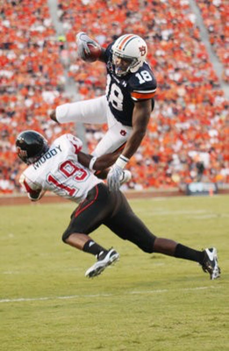 Auburn vs. Arkansas State