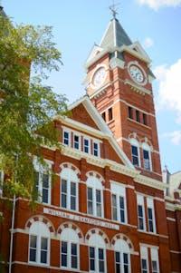 Samford Hall on Saturday, Sept. 10, 2016 in Auburn, Ala.